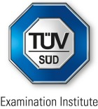 Logo TÜV Süd Examination Institute